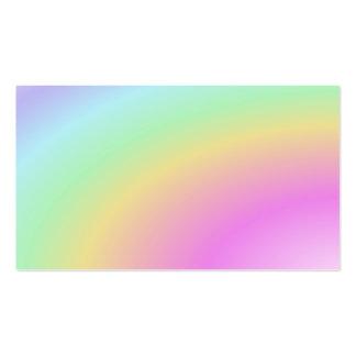 Rainbow LightWorker Reiki Spiritual Business Cards