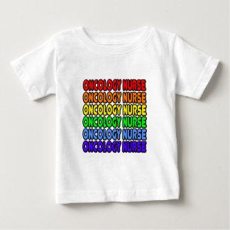 Rainbow Oncology Nurse T-shirts