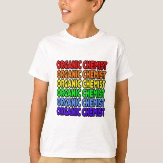 Rainbow Organic Chemist Tshirts
