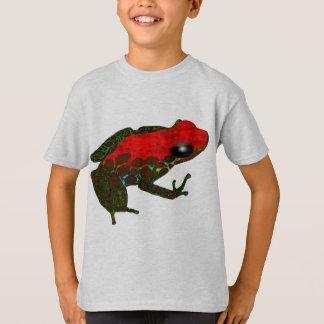 Rainforest Dart Frog Shirts