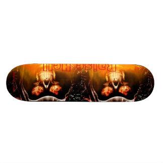 Raise Hell - Pro. Board 18.1 Cm Old School Skateboard Deck