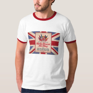 Rally Round the Flag T Shirt