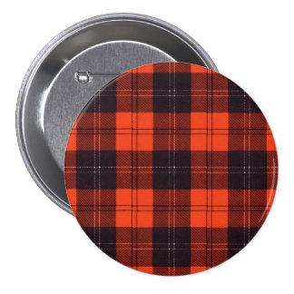 Ramsay Clan Plaid Scottish tartan 7.5 Cm Round Badge