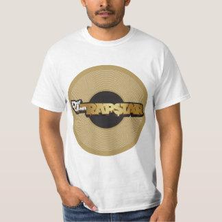 Rapstar Vinyl T Shirts
