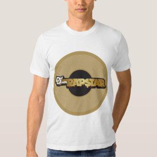 Rapstar Vinyl Tshirt