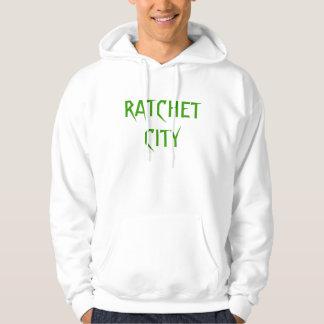 RATCHET CITY SWEATSHIRTS
