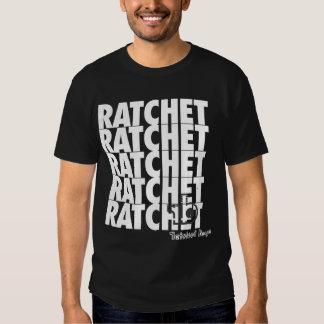 Ratchet Ratchet just black Tshirts