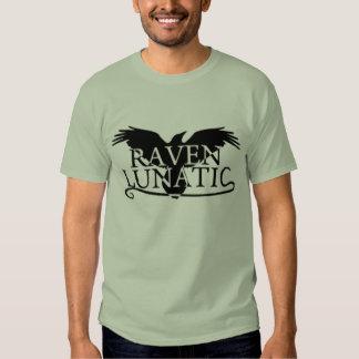 Raven Lunatic T Shirt