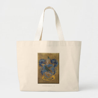 Ravenclaw Crest HPE6 Jumbo Tote Bag