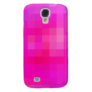Re-Created Colored Squares Galaxy S4 Case
