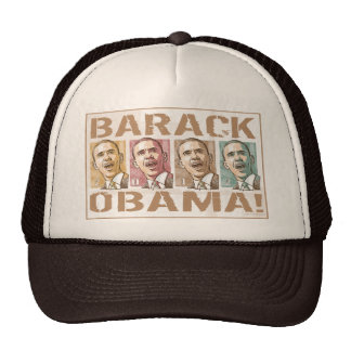 Re-Elect President Obama Election 2012 Cap