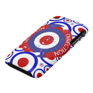 Reaction direction retro mod targets iPhone 3 cases