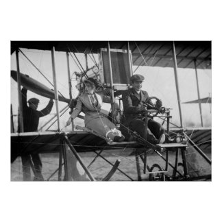 Ready for Takeoff, 1912 Poster
