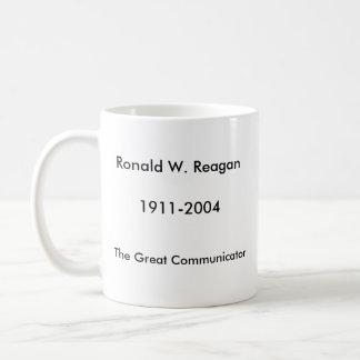 Reagan Portrait Mug
