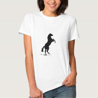 Rearing Horse Tee Shirt