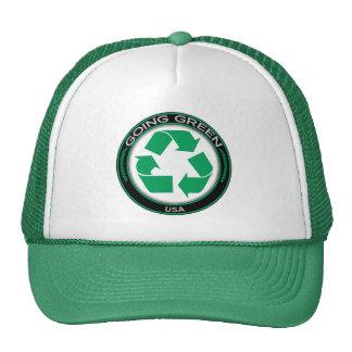 Recycle USA Cap