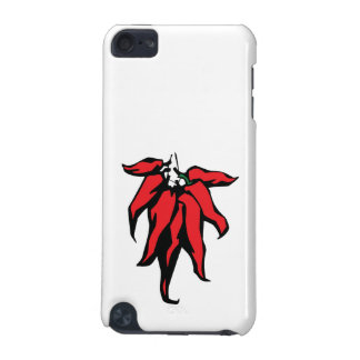Red Chili Peppers On a String Graphic iPod Touch 5G Cases