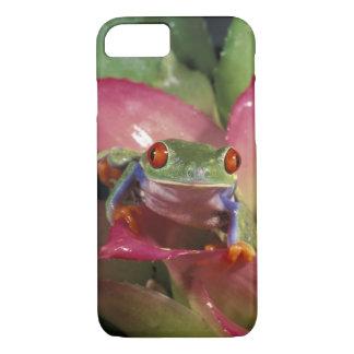 Red-eyed tree frog Agalychnis callidryas) iPhone 7 Case