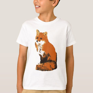 Red Fox T Shirts