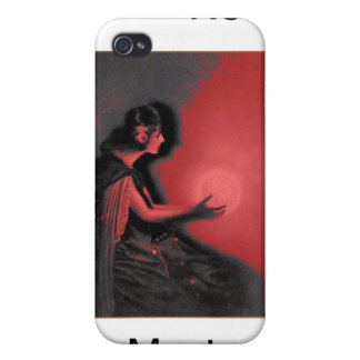 Red Magic iPhone 4 case