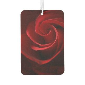 Red Rose Air Freshener, New Car