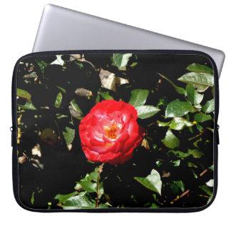 Red Rose Laptop Sleeve