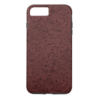 Red Wine Cork Look Wood Grain iPhone 7 Plus Case