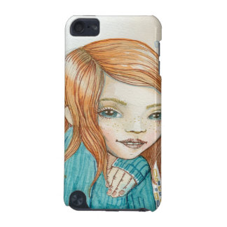 redhair girl iPod touch (5th generation) case