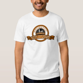 Regretsy 1 Year Anniversary T Shirts