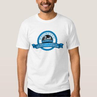 Regretsy 2 Year Anniversary T-shirts