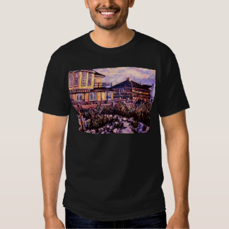 Rehoboth Beach Houses Shirts