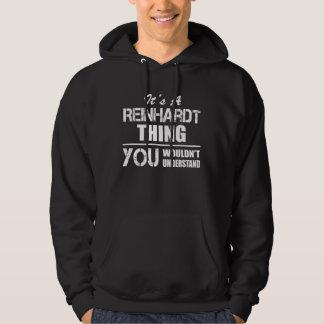 Reinhardt Hooded Sweatshirt