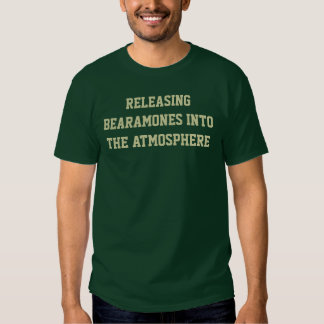 Releasing Bearamones into the Atmosphere Tees