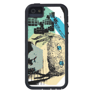 Renewable World Doodle Dreadlocks iPhone 5 Case