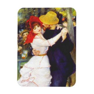 Renoir Dance at Bougival Magnet