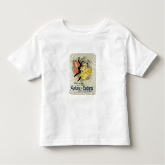 Reproduction of a poster advertising a 'Student Ga Toddler T-Shirt