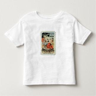 Reproduction of a poster advertising an 'Ambassado Toddler T-Shirt