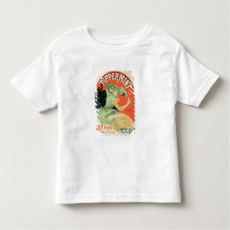 Reproduction of a poster advertising 'Pippermint', T Shirt