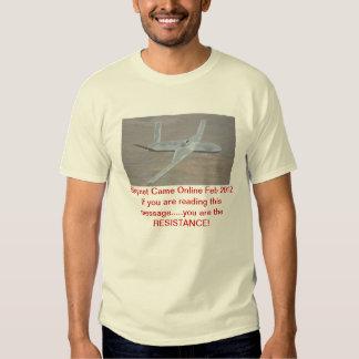 Resist the Drones! T-shirt