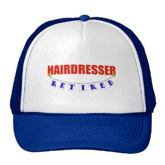 RETIRED HAIRDRESSER CAP