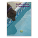 Retirement Card For Dog Lovers