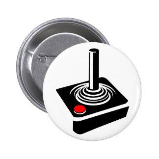 """Retro """"Atari"""" Style Joystick round button"""
