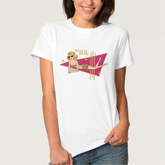 Retro Beach Babe T-shirt