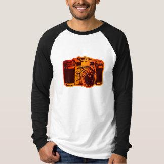 retro camera t shirts