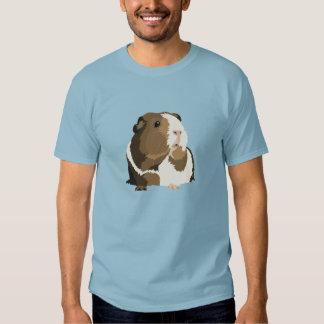 Retro Guinea Pig 'Betty' Men's T-Shirt