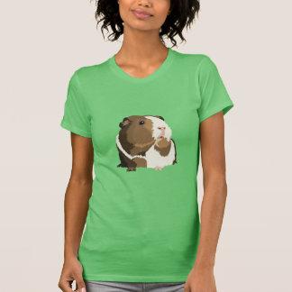 Retro Guinea Pig 'Betty' Women's T-Shirt