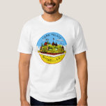 Retro Vintage Kitsch Corn Palace South Dakota Shirts
