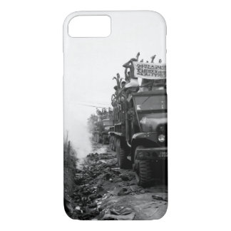 Return of POW's during Operation_War Image iPhone 7 Case