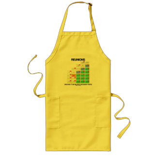 Reunions Are Made To Be Relative Discussion Points Long Apron