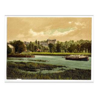 Richmond, Star and Garter Hotel, London and suburb Postcard